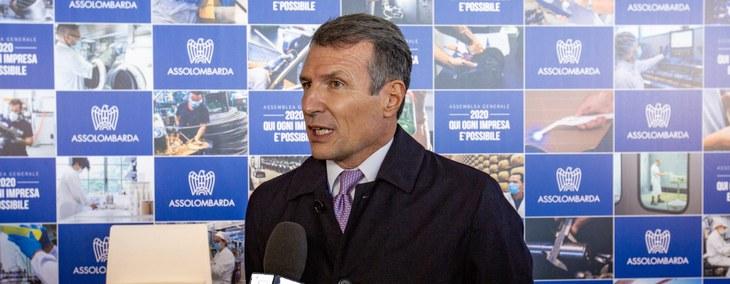 L'intervista del Presidente Alessandro Spada su La Stampa